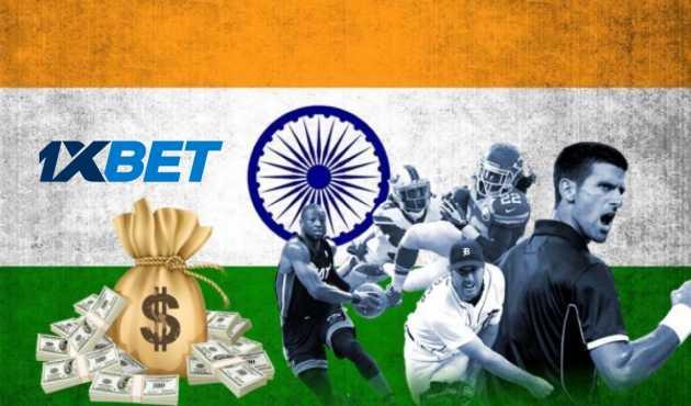 1xBet India