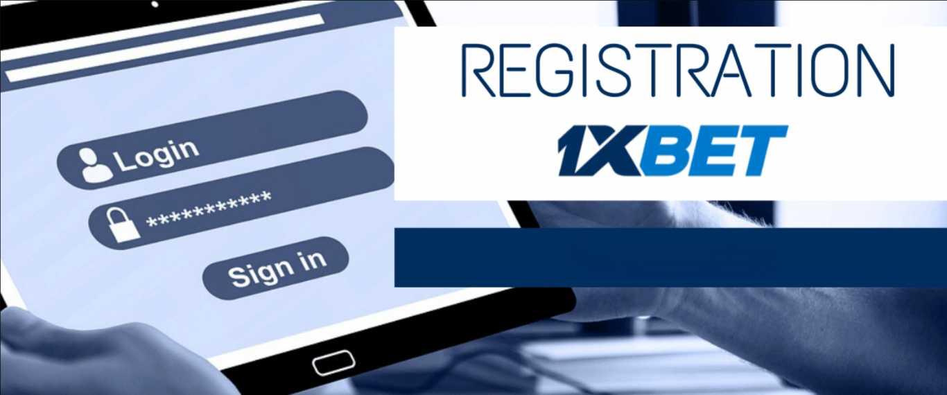 1xBet Registration India